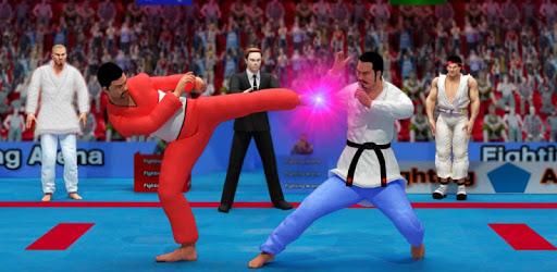 Tag Team Karate Fighting Tiger: World Kung Fu King pc screenshot