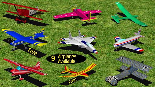 RC-AirSim - RC Model Plane Sim APK screenshot 1
