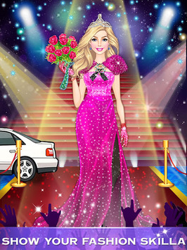 Fashion Queen Dressup - Games For Girls APK screenshot 1