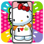 Kitty Wallpapers Hello icon