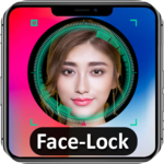 Face Screen lock Prank icon