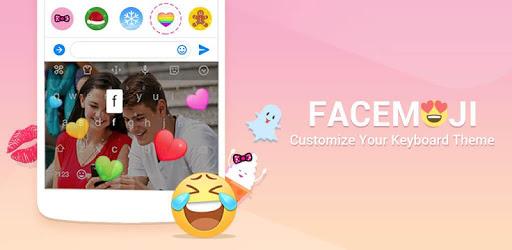 Facemoji Emoji Keyboard Pro: Keyboard Theme & GIF pc screenshot