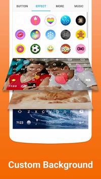 Facemoji Emoji Keyboard Pro: Keyboard Theme & GIF APK screenshot 1