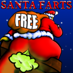 Santa Farts FREE for pc icon