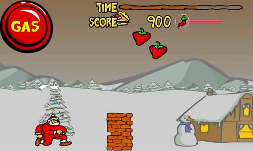 Santa Farts FREE APK screenshot 1