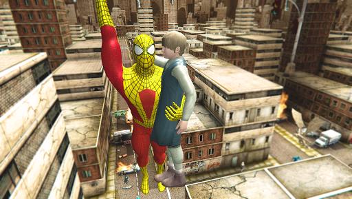 Amazing Spider Superhero APK screenshot 1