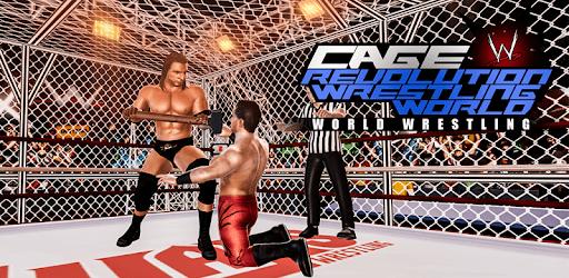 Cage Revolution Wrestling World : Wrestling Game pc screenshot