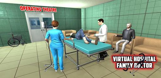 Virtual Hospital Family Doctor: Hospital Games pc screenshot