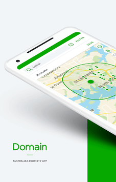 Domain Real Estate & Property APK screenshot 1