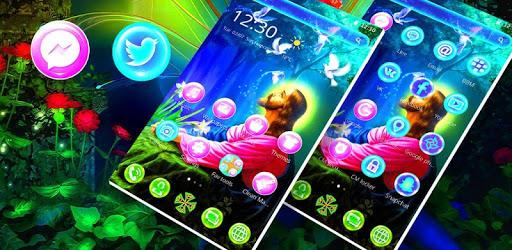 Holy Faith Forest Theme pc screenshot