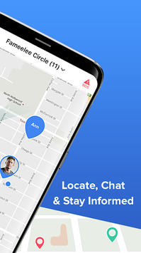 Family Locator by Fameelee APK screenshot 1