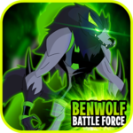 Ben Alien Benwolf: Battle Force icon