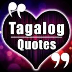 Tagalog, Hugot, Pinoy & Bisaya Love Quotes Editor icon