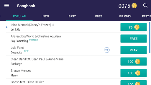 Piano - Play & Learn Free songs. APK screenshot 1