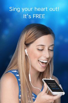Karaoke - Sing Karaoke, Unlimited Songs APK screenshot 1