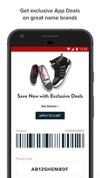 Famous Footwear Mobile APK screenshot 1