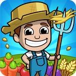 Idle Farm Tycoon - Merge Simulator icon