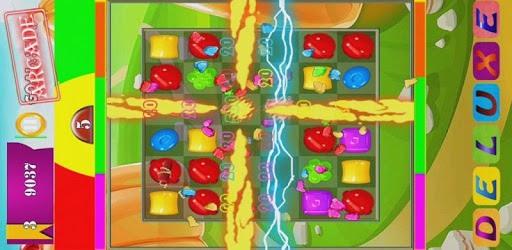Candy Saga Deluxe pc screenshot