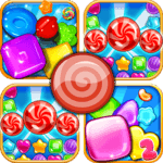 Candy Saga Deluxe for pc icon