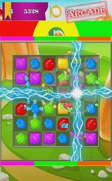 Candy Saga Deluxe APK screenshot 1