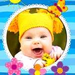 Baby Photo Frames FOR PC