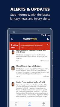 Fantasy News by FantasyPros APK screenshot 1