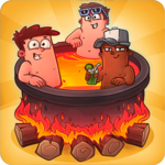 Idle Heroes of Hell - Clicker & Simulator icon