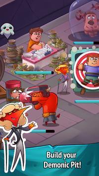 Idle Heroes of Hell - Clicker & Simulator APK screenshot 1