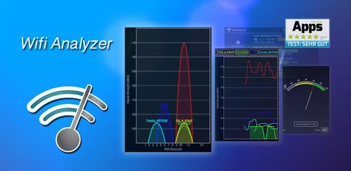 Wifi Analyzer pc screenshot