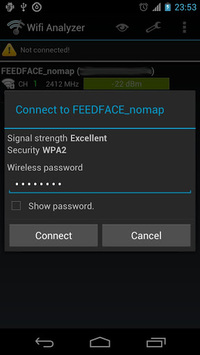 Wifi Connecter Library APK screenshot 1