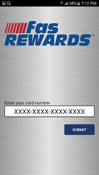 Fas REWARDS APK screenshot 1