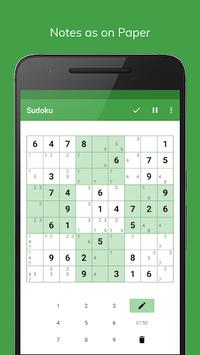 Sudoku - Free & Offline APK screenshot 1
