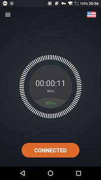 Secure VPN – A high speed, ultra secure VPN APK screenshot 1