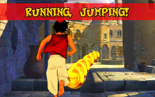 Adventure Aladin Pyramid World APK screenshot 1