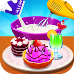 Ice Cream Dessert Shop icon