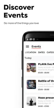 Fatsoma APK screenshot 1