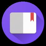 Lithium: EPUB Reader APK icon