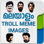 Malayalam Troll Meme Images for pc icon