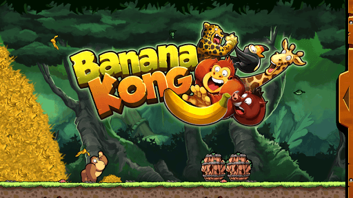 Banana Kong pc screenshot 1