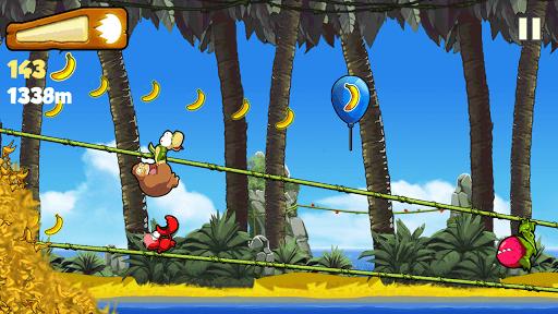 Banana Kong APK screenshot 1