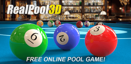 Free Real Pool 3D - Play Online in 8 Ball Pool PC Download