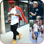 Black Man Outfits Ideas APK icon