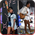 Black teen Girl Outfits icon