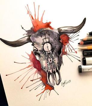 Cool Art Drawing Ideas APK screenshot 1