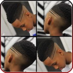 Cool Black Kids Haircuts icon