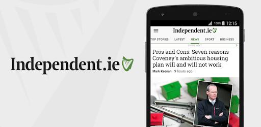 Irish Independent News pc screenshot
