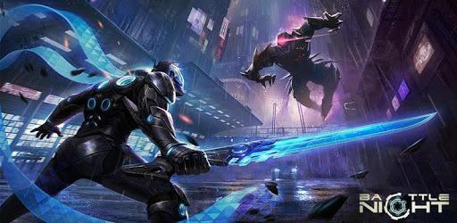 Battle Night: Cyberpunk-Idle RPG pc screenshot