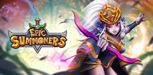 Epic Summoners: Battle Hero Warriors - Action RPG pc screenshot
