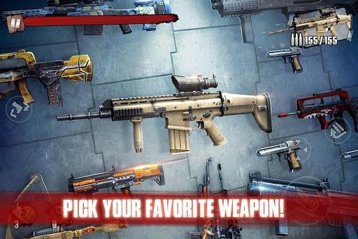 Zombie Frontier 3: Sniper FPS APK screenshot 1
