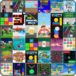 Feenu Offline Games (40 Games in 1 App) for pc icon